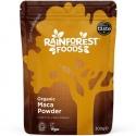 BIO Maca prášok (mix 4 druhov) 300g Rainforest Foods