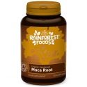 BIO Maca želatinovaná (mix 4 druhov) kapsule 120 x 500mg Rainforest Foods