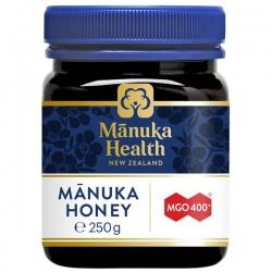MGO 400+ Manuka med 250g / 500g Manuka Health New Zealand