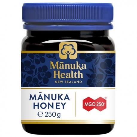MGO 250+ Manuka med 250g Manuka Health New Zealand