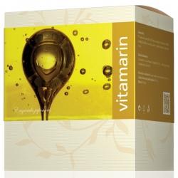 Vitamarin 90 kapsúl Energy, unikátny rybí olej z morskej ryby Engraulis japonicus, zdroj Omega-3, EPA a DHA.