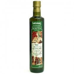 BIO Olivový olej extra panenský 500ml Latzimas