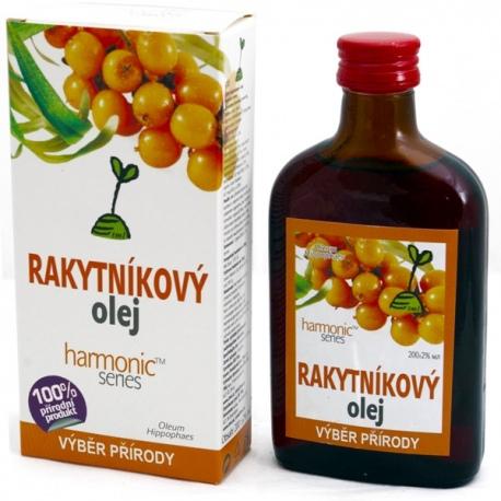 100% Rakytníkový olej 200ml panenský Elit Phito