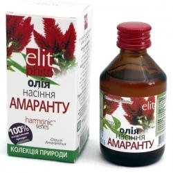 Amarantový olej panenský 100ml Elit Phito