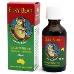 Eukalyptový olej 50ml Euky Bear, Austrália