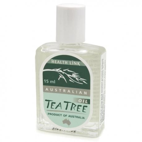 Tea Tree čajovníkový olej 15ml Health Link, Austrália