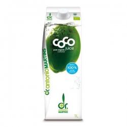 100% BIO Kokosová voda 1000ml Dr. Antonio Martins