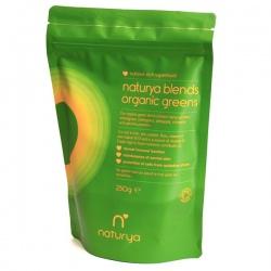 Zelený Mix BIO 250g prášok Naturya