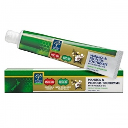 Zubná pasta s manuka medom a propolisom 100g Manuka Health New Zealand