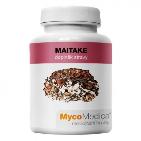 Maitake extrakt z plodnice 90 kapsúl x 500mg MycoMedica (30% polysacharidov)