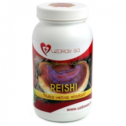 Reishi extrakt 100g prášok Uzdrav sa (30% polysacharidov)