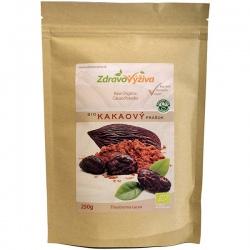 BIO Kakaový prášok RAW Criollo 250g Zdravovýživa