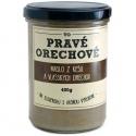 Maslo z vlašských a kešu orechov 400g Pravé Orechové