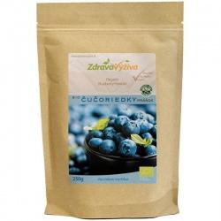 Bio Čučoriedkový prášok RAW 250g Zdravovýživa - plody sušené mrazom