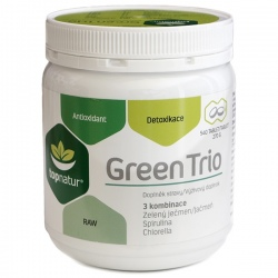 Green Trio 270g (540 tabliet x 500mg) Topnatur