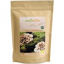 Bio Maitake prášok 250g Zdravovýživa - sušená mletá huba