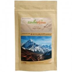 Shilajit (Mumio) prášok 125g Zdravovýživa - zlúčenina bohatá na minerály