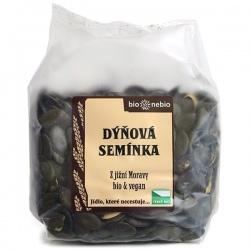 BIO Tekvicové semienka lúpané 200g Bio Nebio