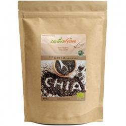 BIO Chia semienka 500g Zdravovýživa