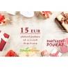 Vianočný darčekový poukaz 15 €
