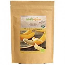 BIO Banánový prášok Zdravovýživa - sušené mrazom