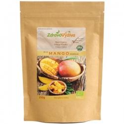 Bio Mangový prášok RAW 250g Zdravovýživa - sušené mrazom