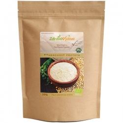 Bio Hrachový proteínový prášok RAW 500g Zdravovýživa - 80% bielkovín