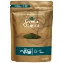 BIO Chlorella prášok 200g Green Origins