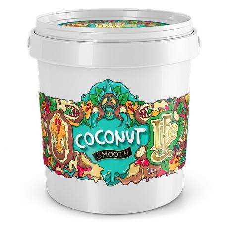 Kokosové maslo 1kg LifeLike - mletá kokosová dužina