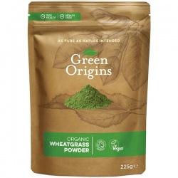 Bio Mladá pšenica prášok 225g Green Origins