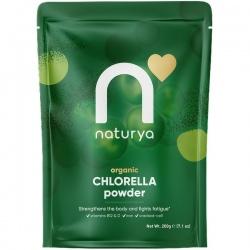 Bio Chlorella prášok 200g Naturya