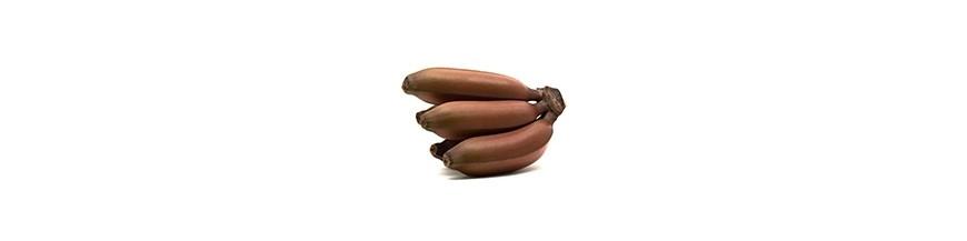 Banán červený