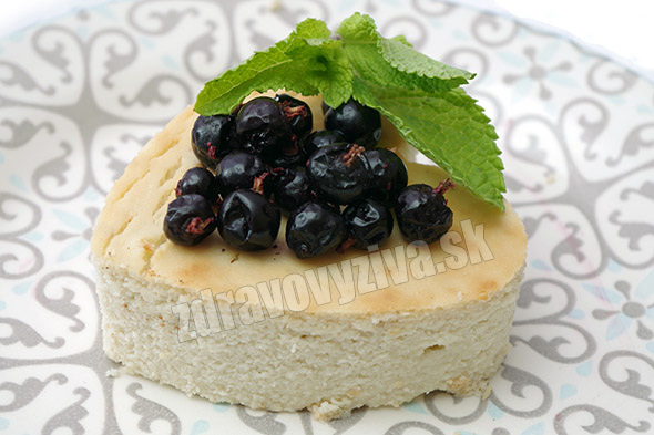 Zdravý kokosový koláč