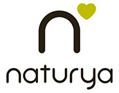 Logo značky Naturya