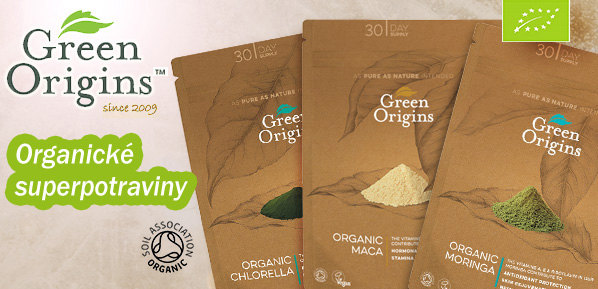 Green Origins produkty